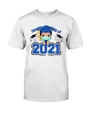 White Boy Junior Future grad Classic T-Shirt front