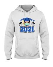 White Boy Junior Future grad Hooded Sweatshirt thumbnail