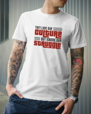 They love Our Classic T-Shirt lifestyle-mens-crewneck-front-6