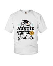 auntie Proud Graduate Youth T-Shirt thumbnail