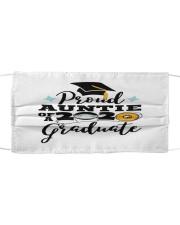 auntie Proud Graduate Cloth face mask thumbnail