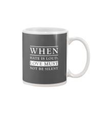 When hate love Mug thumbnail
