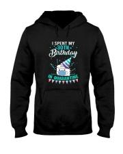 30th Spent birthday Hooded Sweatshirt thumbnail