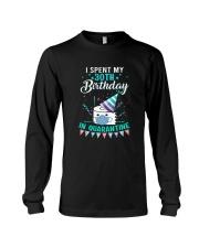 30th Spent birthday Long Sleeve Tee thumbnail