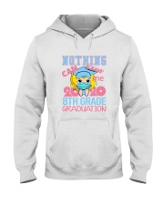 Blonde girl 8th grade Nothing Stop Hooded Sweatshirt thumbnail