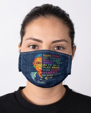 RBG fight pattern Cloth face mask aos-face-mask-lifestyle-01