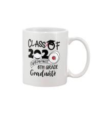 6th grade Quarantined Graduate Mug thumbnail