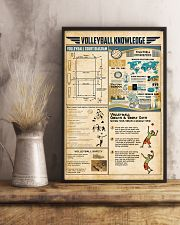 Volleyball knowledge 11x17 Poster lifestyle-poster-3