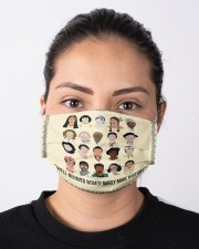 Well behaved woman Cloth face mask aos-face-mask-lifestyle-01