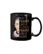 RBG not fragile sunflower Mug thumbnail