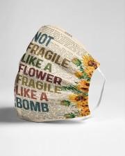 RBG not fragile sunflower Cloth face mask aos-face-mask-lifestyle-21