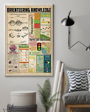 Orienteering knowledge 11x17 Poster lifestyle-poster-1