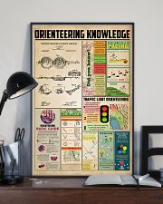 Orienteering knowledge 11x17 Poster lifestyle-poster-2