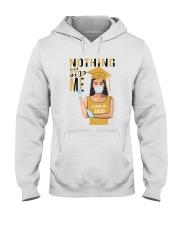 Girl Nothing Can Stop Me Hooded Sweatshirt thumbnail