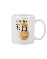 Girl Nothing Can Stop Me Mug thumbnail
