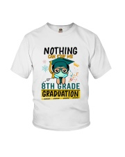 8th grade Nothing Quarantine Youth T-Shirt front