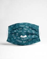 RBG fight pattern Cloth face mask aos-face-mask-lifestyle-22