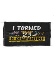 23 I turned in quarantine Cloth face mask thumbnail