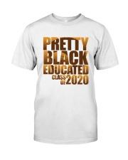 pretty black Classic T-Shirt front