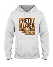 pretty black Hooded Sweatshirt thumbnail