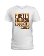 pretty black Ladies T-Shirt thumbnail