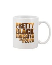 pretty black Mug thumbnail