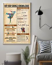 Hip hop dance knowledge 11x17 Poster lifestyle-poster-1
