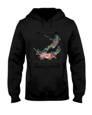 TEST Badminton Simple Woman French Hooded Sweatshirt thumbnail