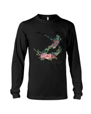 TEST Badminton Simple Woman French Long Sleeve Tee thumbnail