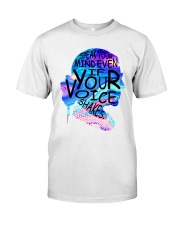 RBG speak mind color Classic T-Shirt thumbnail