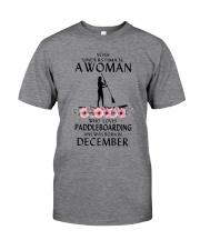 Paddleboarding Woman Love Classic T-Shirt tile