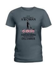 Paddleboarding Woman Love Ladies T-Shirt thumbnail