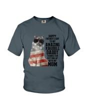 Ragdoll American amazing dad Youth T-Shirt thumbnail