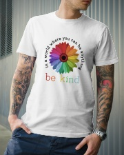 Be Anything Be Kind Classic T-Shirt lifestyle-mens-crewneck-front-6