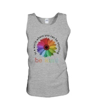 Be Anything Be Kind Unisex Tank thumbnail