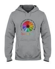 Be Anything Be Kind Hooded Sweatshirt thumbnail