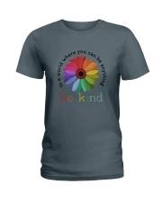 Be Anything Be Kind Ladies T-Shirt thumbnail