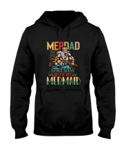 Merdad Mermaid Color Hooded Sweatshirt tile
