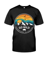 Go Wild Classic T-Shirt front