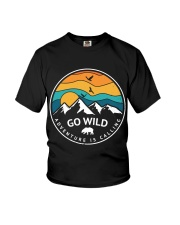 Go Wild Youth T-Shirt tile