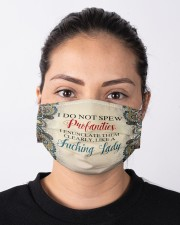 I do not spew mandala Cloth face mask aos-face-mask-lifestyle-01