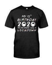 13th Lockdown Classic T-Shirt thumbnail