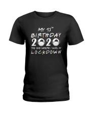13th Lockdown Ladies T-Shirt thumbnail