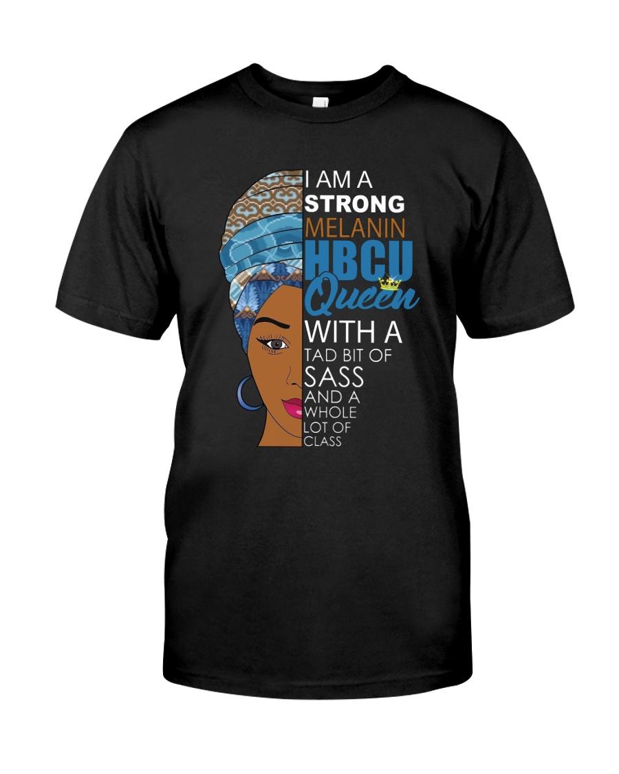 Strong melanin HBCU Classic T-Shirt