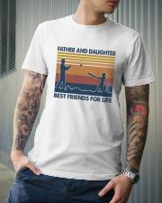 Dad Daughter Cricket Classic T-Shirt lifestyle-mens-crewneck-front-6