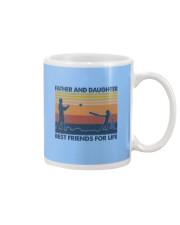 Dad Daughter Cricket Mug thumbnail