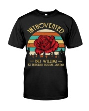 Introverted Classic T-Shirt thumbnail