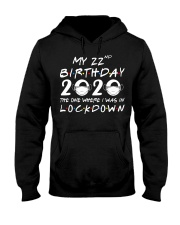 22nd Lockdown Hooded Sweatshirt thumbnail