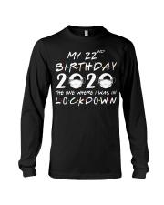 22nd Lockdown Long Sleeve Tee thumbnail