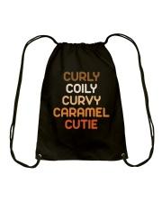 Curly Cutie Drawstring Bag thumbnail